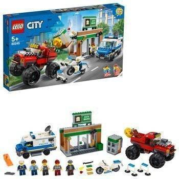 LEGO 60245 CITY NAPAD Z MONSTER TRUCKIEM  ( I 2020 )