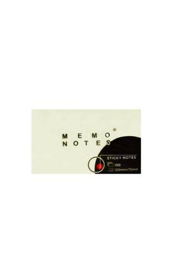 MEMO NOTES 125X75 12SZT NS125/75
